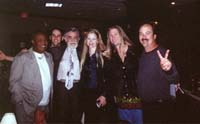 Michael & friends with Tom Dowd & Sam Moore